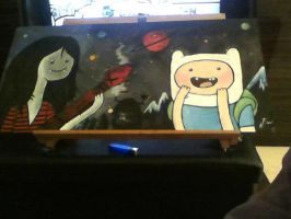 Adventure time !!! by Helen-Beal