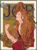 Mucha - Job by lilgreenbutton
