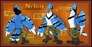 Nebay Character Sheet by marymouse