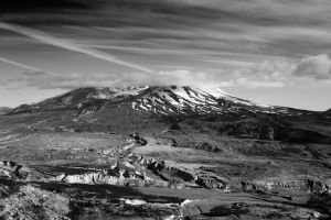 Mt. Saint Helens by jeruley