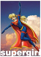 Supergirl Redesign 2 by PaulSizer
