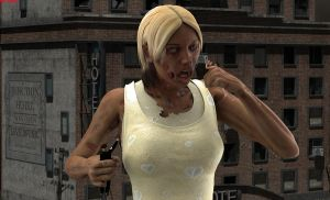 The Walking Dead Giantess - 2 by DrCreep