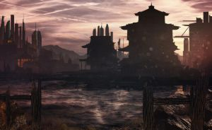 United Han Province Matte Painting by BenHinman