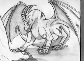 Dragonformers Contest entry: Ironhide by LadyJet2