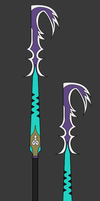 Thraxan Weapons by Anarth