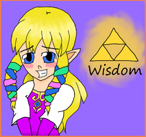 Zelda ((Skyward Sword)) by MintFrost12
