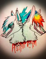 DECAPITATIOOOON!!! by ForrestFoxes