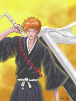 Ichigo_from_Bleach by Andre-VAZ
