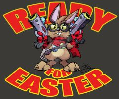 Ready For Easter by IzaPug