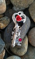 Love Eternal Fantasy Key by ArtByStarlaMoore