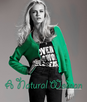 A Natural Woman by WeareUnicorn