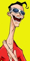 KidNotorious's Plastic Man by MacAddict17