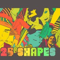 25 Shapes by analeewon