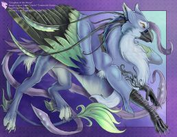 Gryphon of the Moon by Ulario