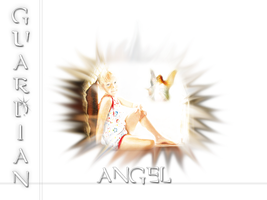 Guardian Angel by Dy0
