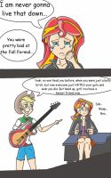 Honest Applejack after Equestria Girls. by Jurgenzuo