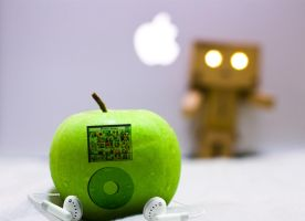 REAL Apple by mikesifakis