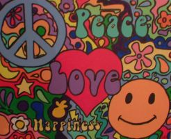 Peace Love And Happiness II by c-roll