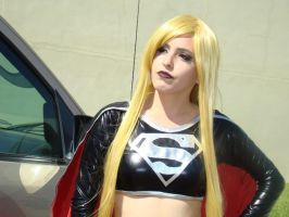 Evil Supergirl Cosplay by Passion-Colors