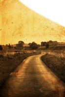 Road to Malham by HKW1994