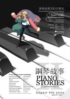Piano Stories II - August 6th by pei