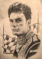 Jeff Gordon by katzai