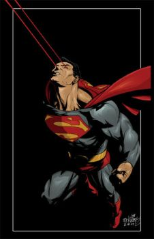 Superman by wetterink