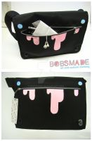 Bobsmade_bag-monster by Bobsmade