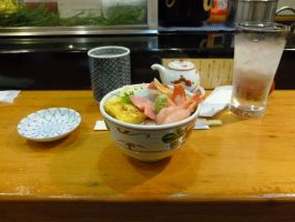 'Thirty' Japanese Pics - Breakfast of Champions by LordNobleheart
