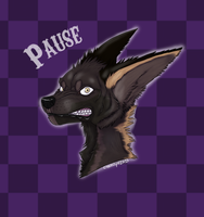 Pause Headshot by BrutalDyingBreed