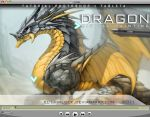 Tutorial 1 : Dragon Art by el-grimlock