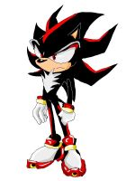 Shadow the Hedgehog by Super-Aaron-360
