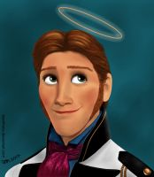 What are you thinking, Hans? by teamhans