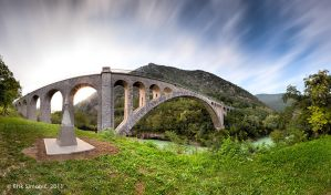 Dream bridge III by eriksimonic