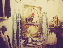 Shabby Chic Glamour by TurquoiseGrrrl