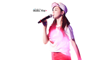 Tiffany Hwang - Render (1) by ShoshiiAlex