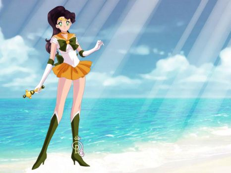 Sailor Adella The Little Mermaid by Pokemongril762