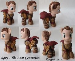 Rory the Last Centurion by Roogna