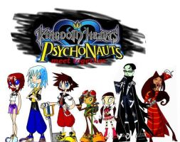 KH-P-meet together -Manyworlds by Psychonauts
