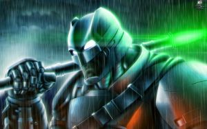 Batman - tell me, do you bleed? by Unreal-Forever