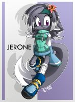 Jerone Fox by gen8