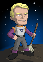 Space Quest - Roger Wilco by fryguy64