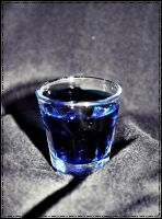 Poison blue. by MoiraHermione
