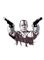 Lucky Number Slevin:Bruce by StevenWilcox