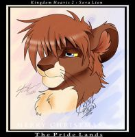 G: Lion Sora by MyFantasiWorld