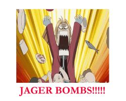 Edward Elric Jager Bomb Of Randomness by DuoSmexyMaxwell