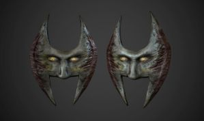 Mask Of Shadows - Shadowman by KevinLongtime