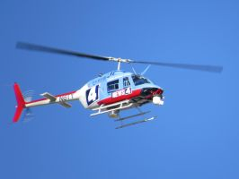 Bell 206B For KMOV 4 News by Cryostar1177