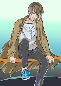 [AT] Shu for Gin-chan by Irlana
