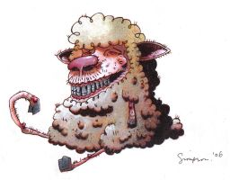 Shawn the Sheep Completed. by taurus1977